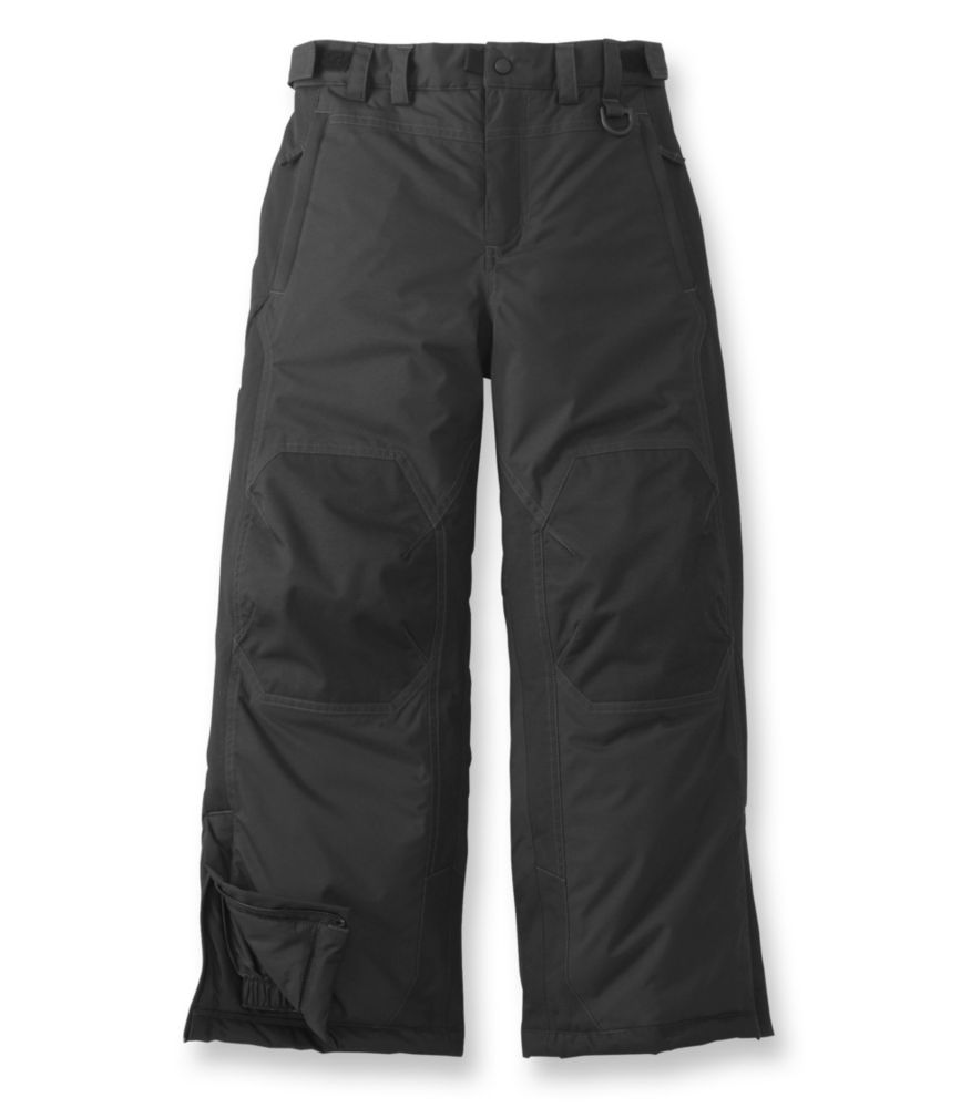 photo: L.L.Bean Glacier Summit Waterproof Pants synthetic insulated pant