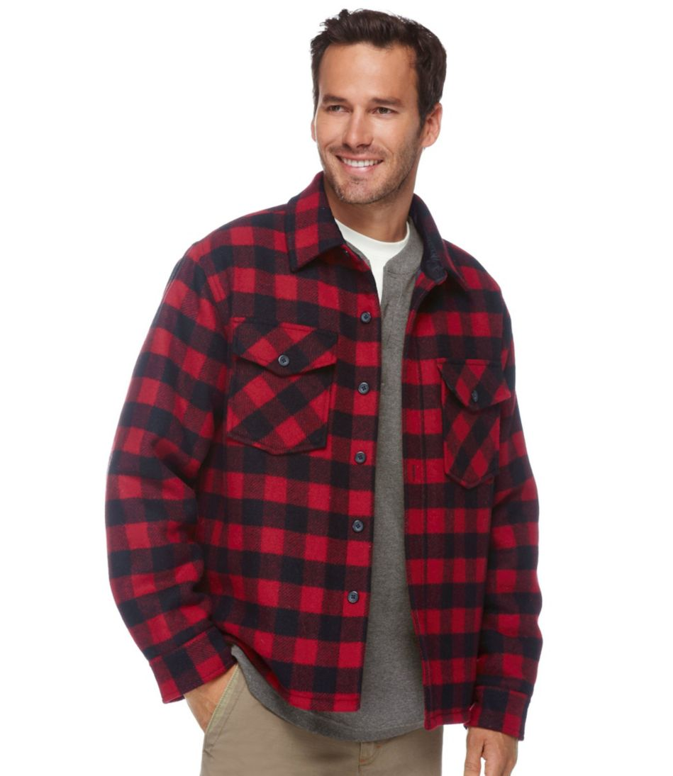 Maine Guide Shirt with PrimaLoft