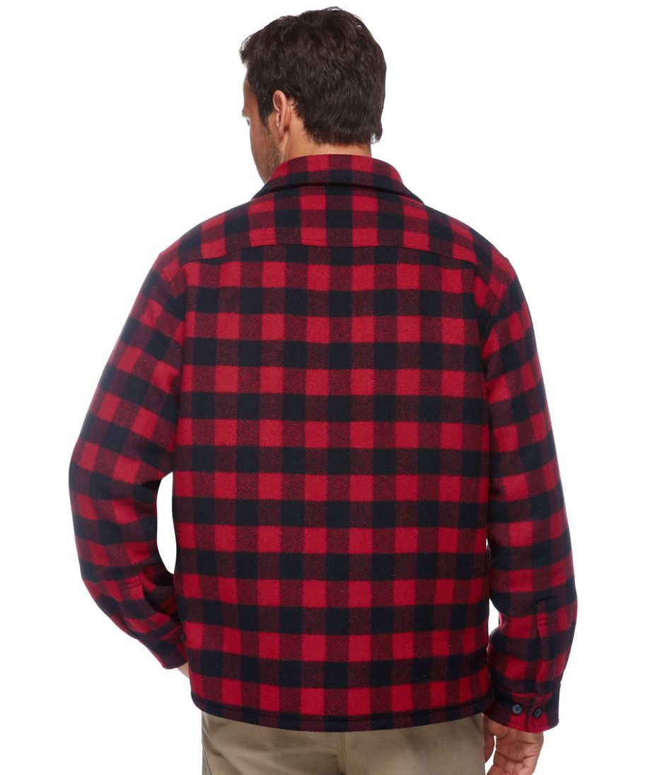 Men's Maine Guide Shirt with PrimaLoft