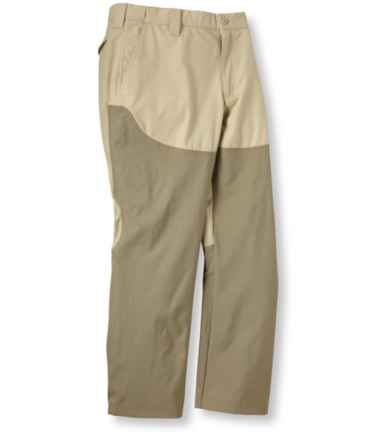 Men's Precision-Fit Cotton Poplin Field Pants