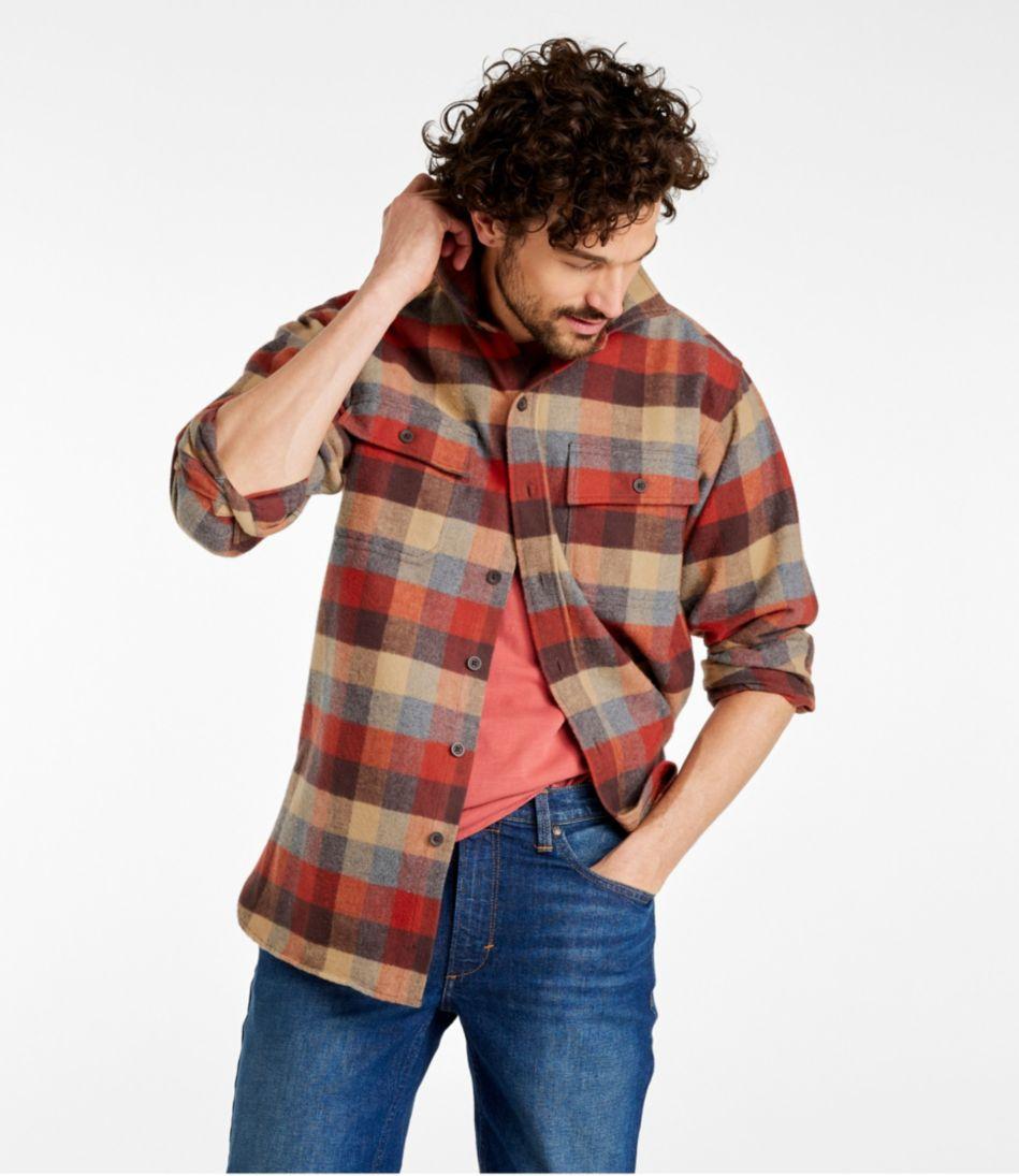 Chamois Shirt, Plaid