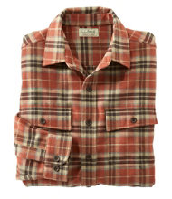 Mens's Chamois Shirt, Plaid