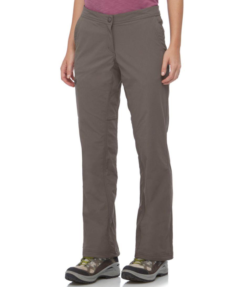 Comfort Trail Pants, Lined