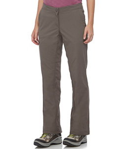 Women's Comfort Trail Pants, Lined