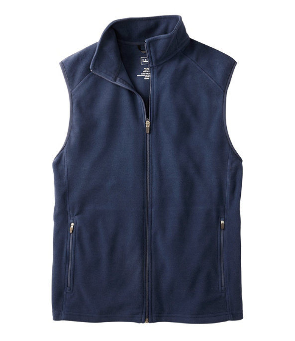 Fitness Fleece Vest, Bright Navy, large image number 0