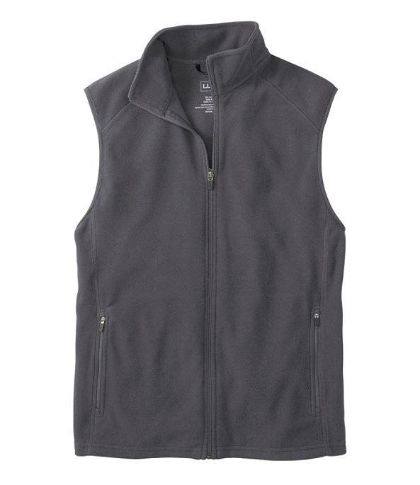 Fitness Fleece Vest, Alloy Gray, large image number 0