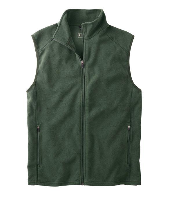 Fitness Fleece Vest, Deep Balsam, large image number 0