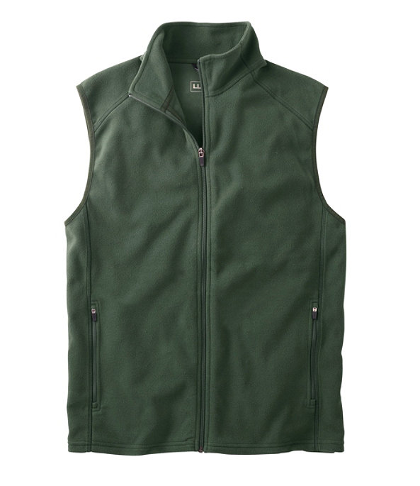 Fitness Fleece Vest, Deep Balsam, large image number 0