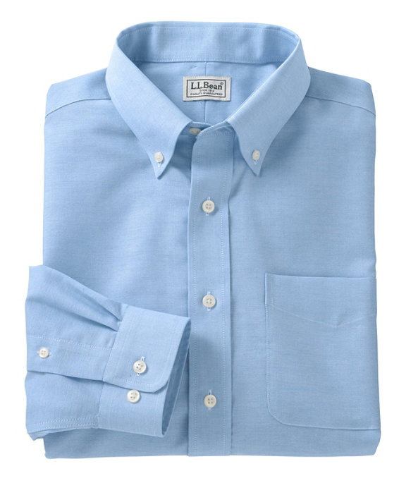Everyday Dress Shirt, Blue Aster, large image number 0