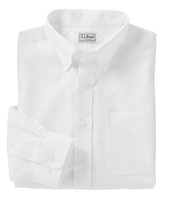 Everyday Dress Shirt, White, large image number 0