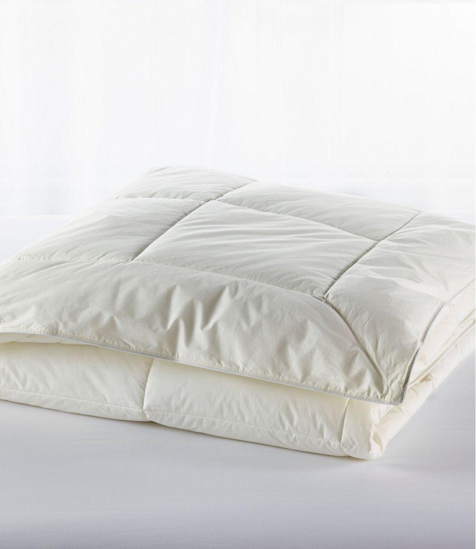 PrimaLoft Down Alternative Comforter, Warm