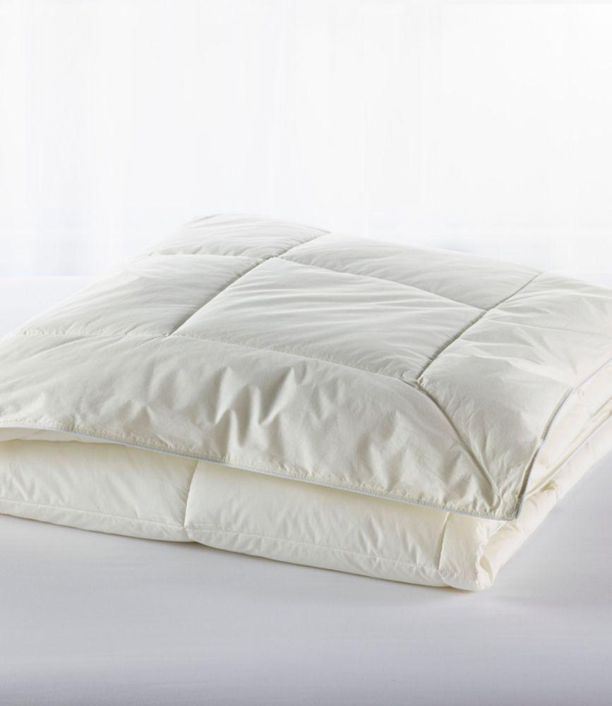 Primaloft Down Alternative Comforter Warmer