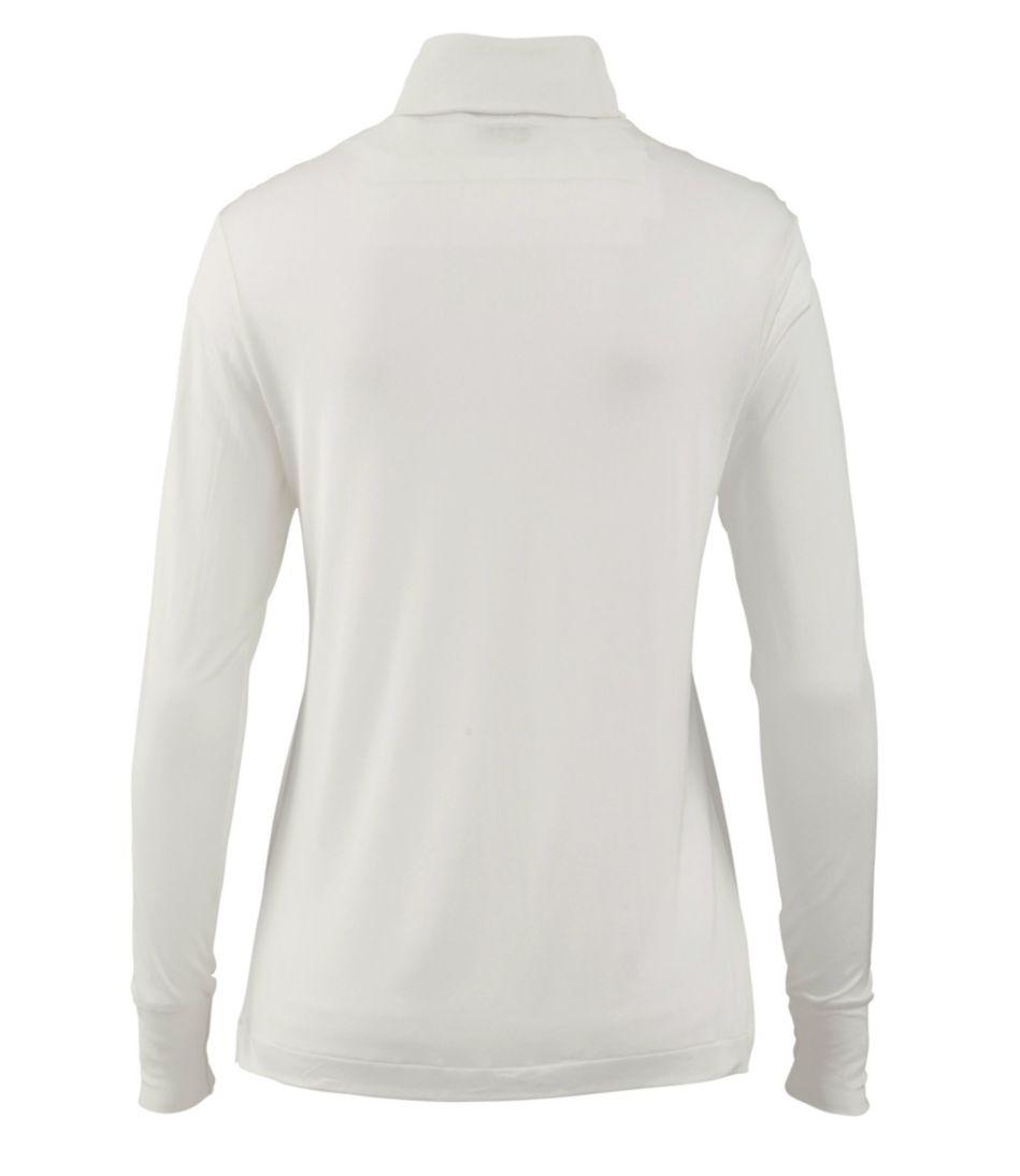 Women's Silk Underwear, Turtleneck