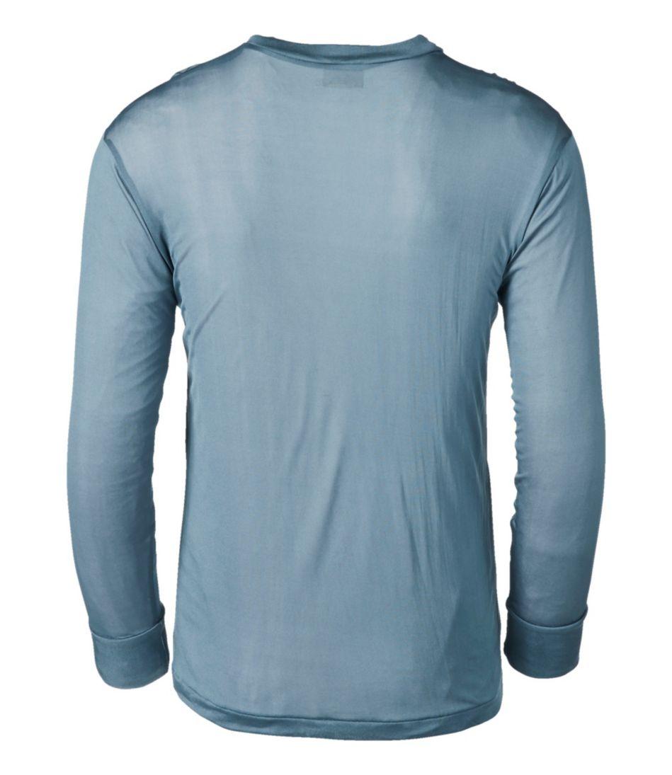 Men's Silk Underwear, Crewneck