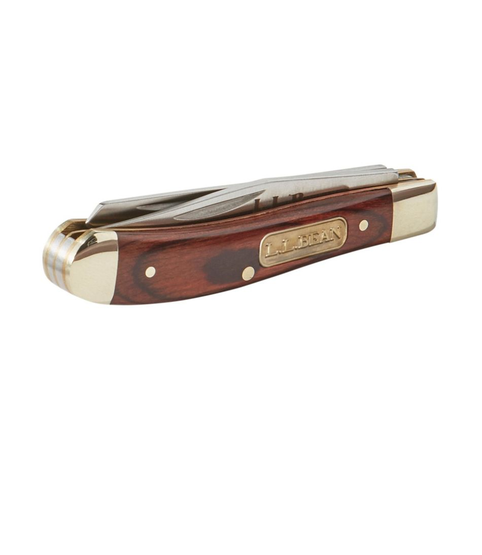Double L® Pocket Knife, Two Blade