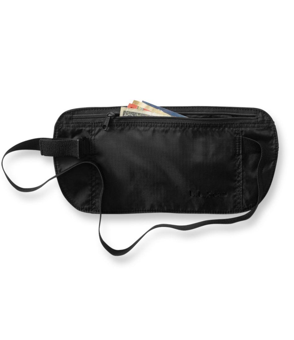 Hidden Security Waist Wallet