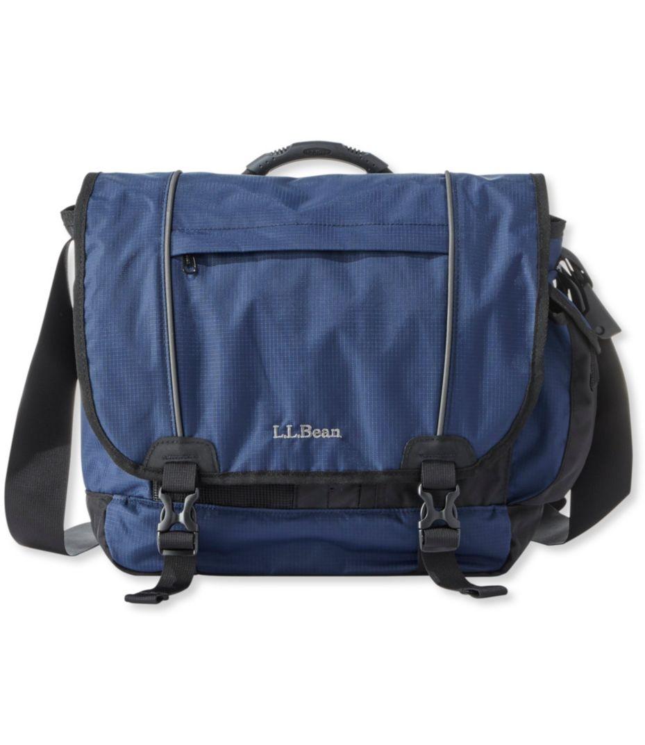 89238c22704f L.L.Bean Messenger Bag. Fits As Expected