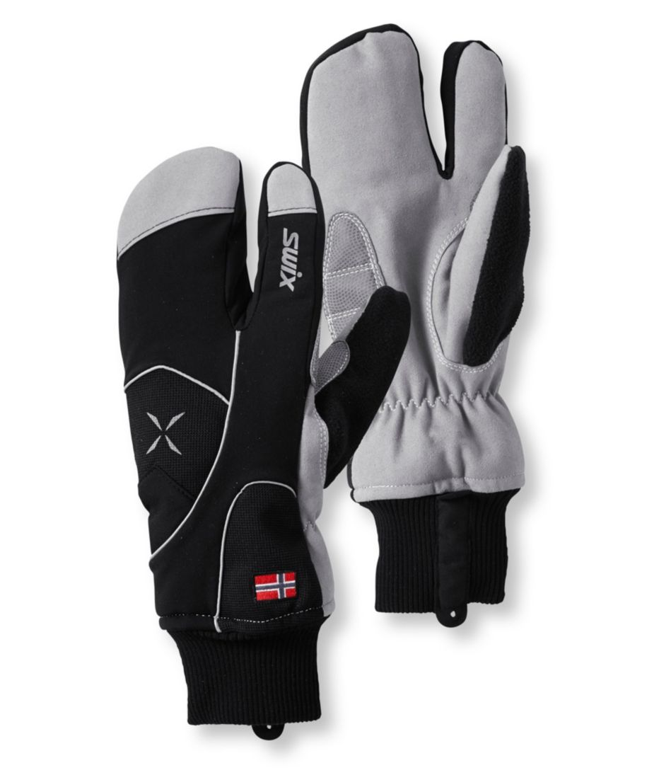 Women's Swix Star X 100 Split Mitts