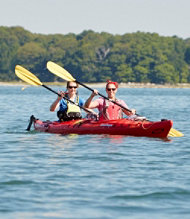 Kayaking Lessons, Tours, Trips & Courses