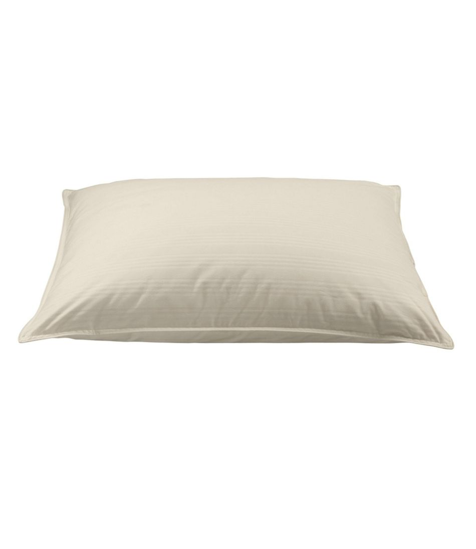 Down Damask Pillow