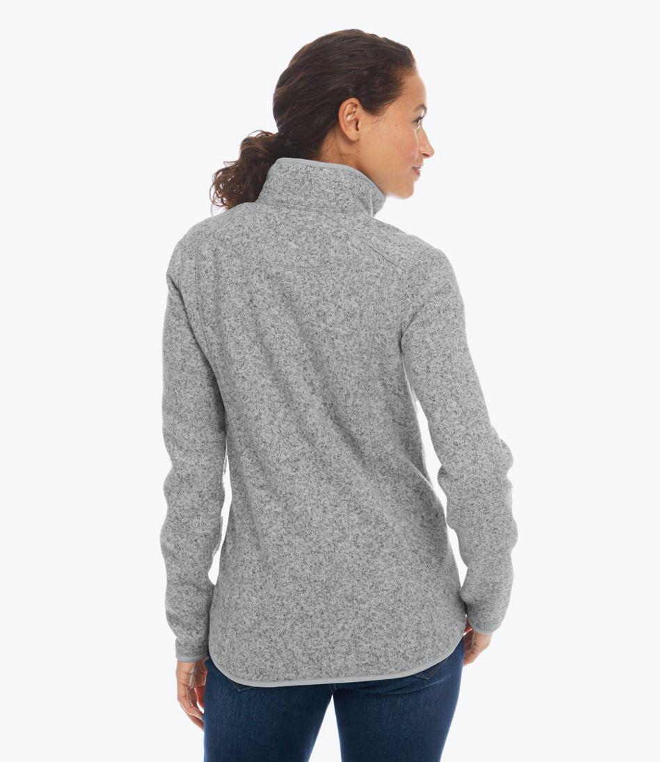 L.L.Bean Sweater Fleece Jacket d39187d84