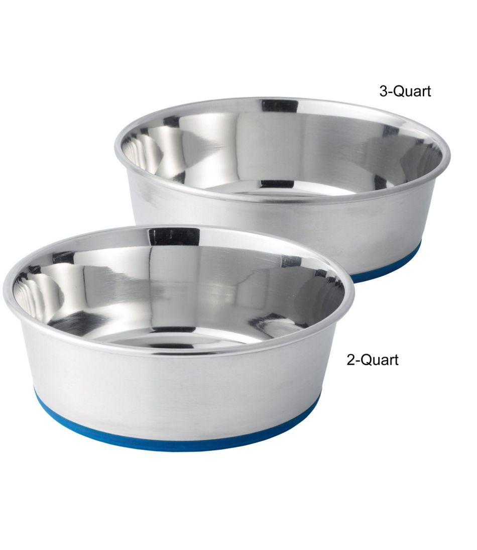 Durapet Stainless-Steel Dog Bowl