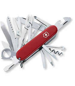 Victorinox® Swiss Champ Pocketknife