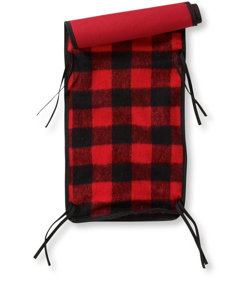 Buffalo Plaid Toboggan Cushion Cover