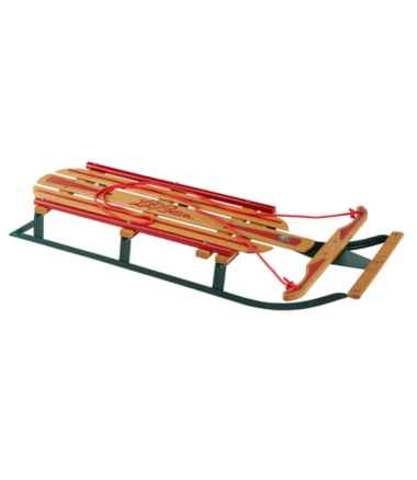 Dash Runnered Sled