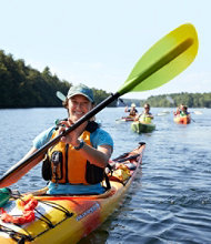 Introduction to Recreational Kayaking Course