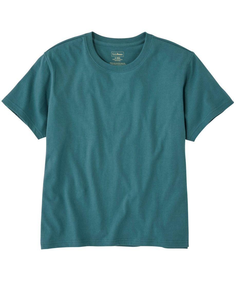 Saturday T-Shirt, Crewneck
