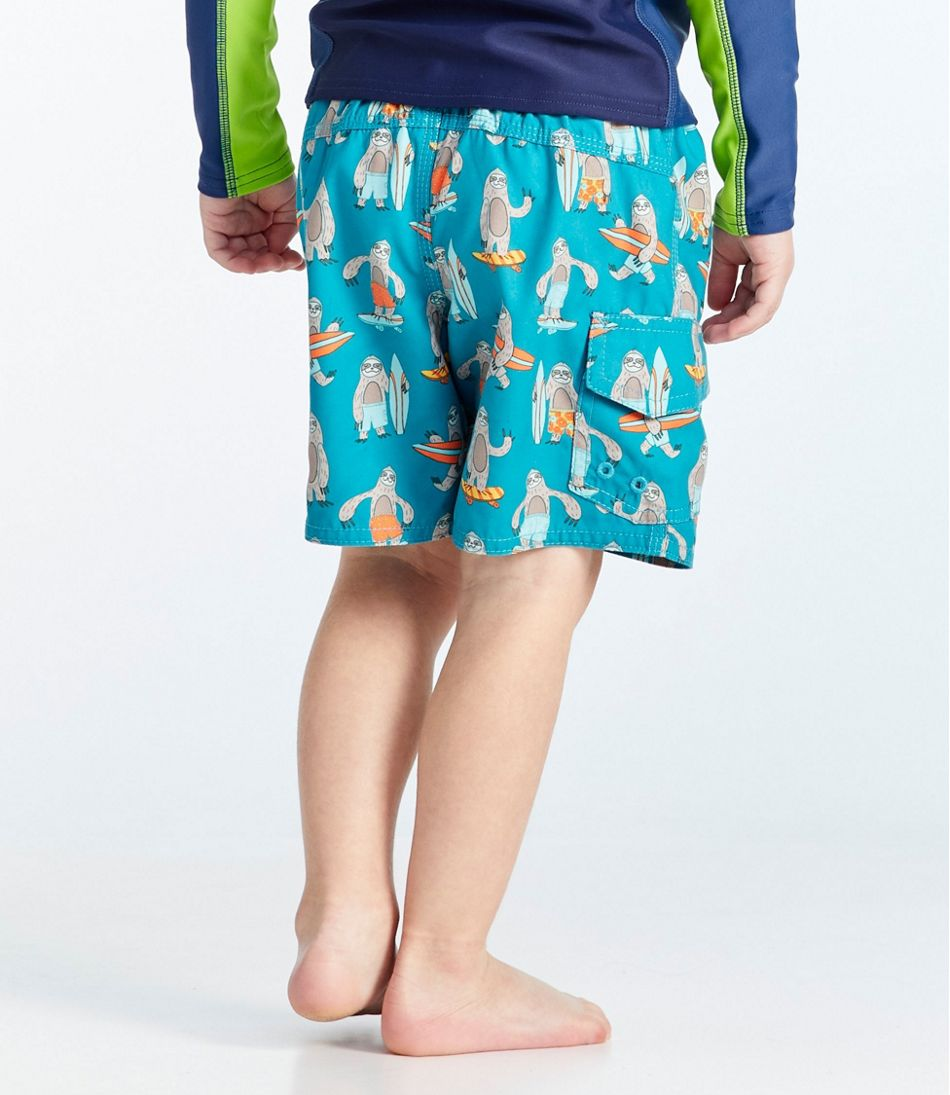 Infant and Toddler Boys' BeanSport Swim Shorts