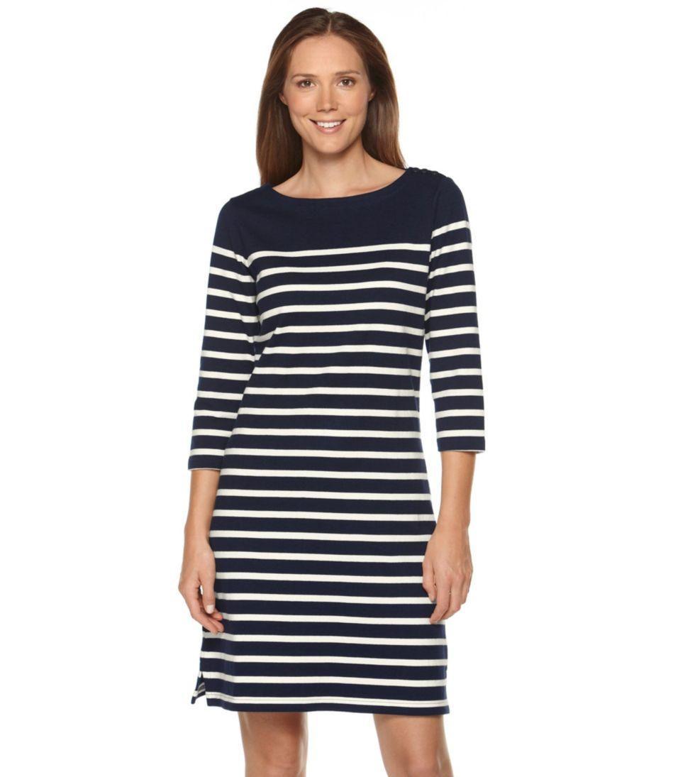 Mariner Dress, Stripe