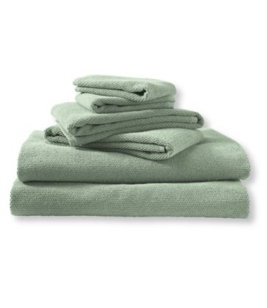 Textured Cotton Towel Set