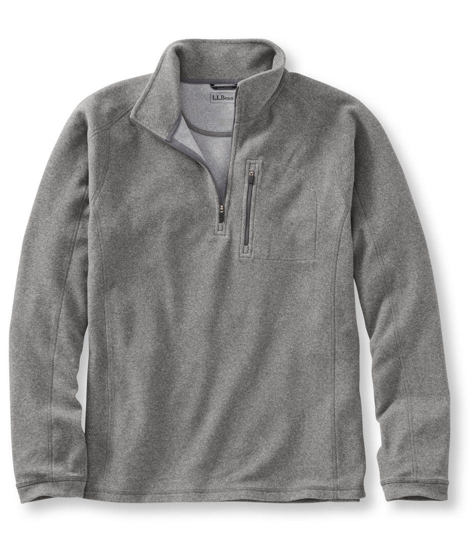 Men's Fitness Fleece, Quarter-Zip
