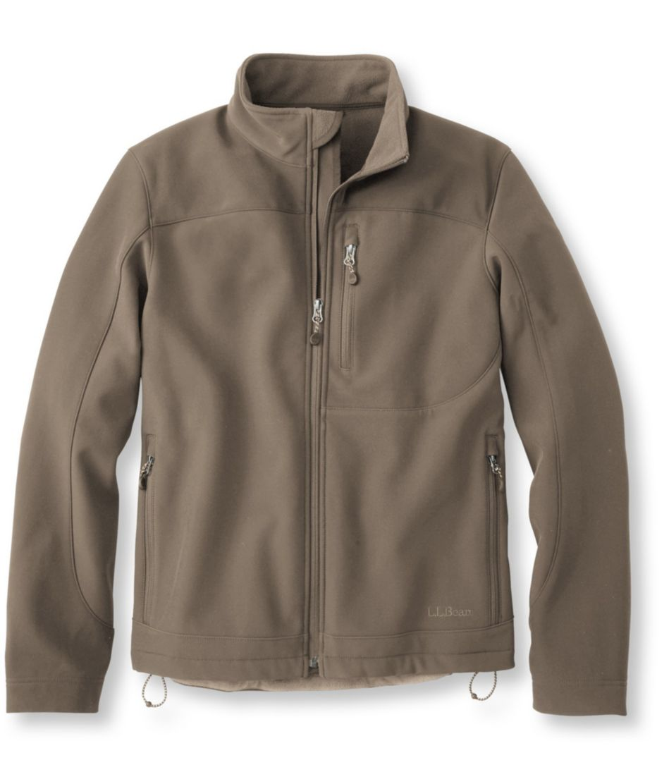 Men's Pathfinder Soft Shell Jacket