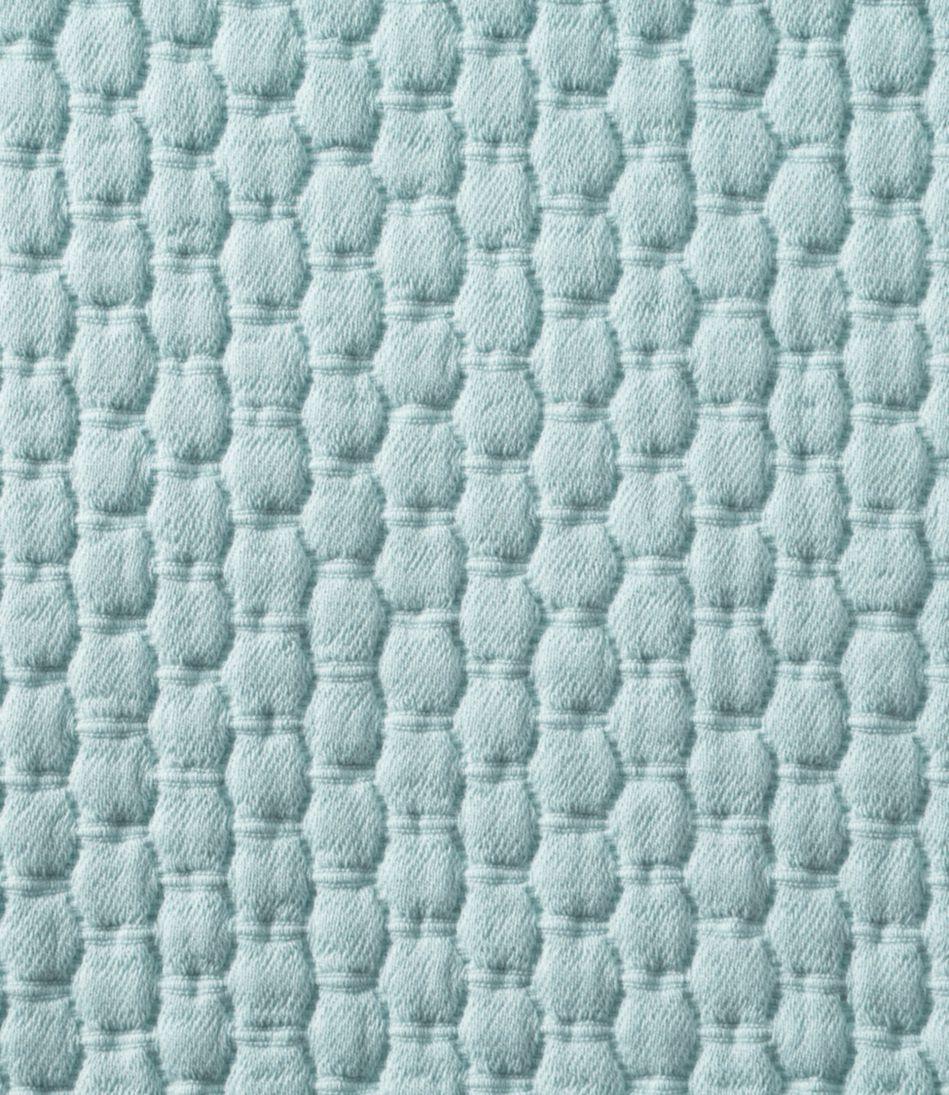 Honeycomb Matelassé Bedspread