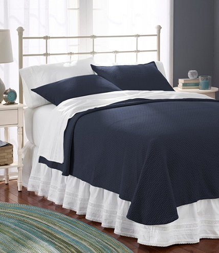 Honeycomb Matelasse Bedspread
