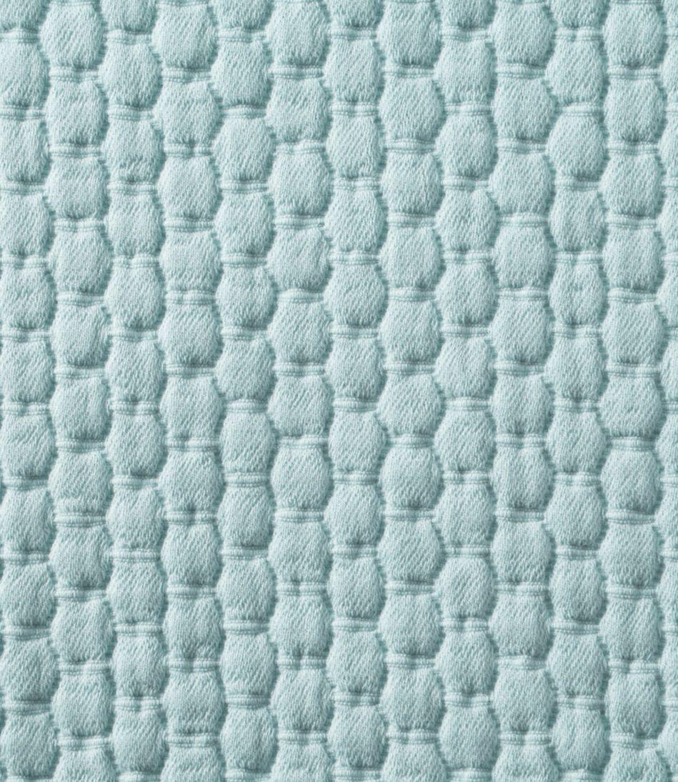 Honeycomb Matelassé Sham