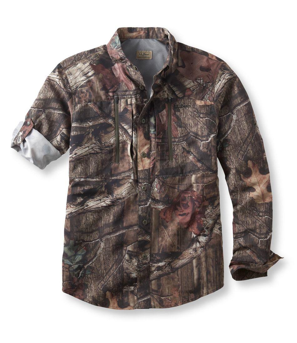 Men's No Fly Zone Hunting Shirt