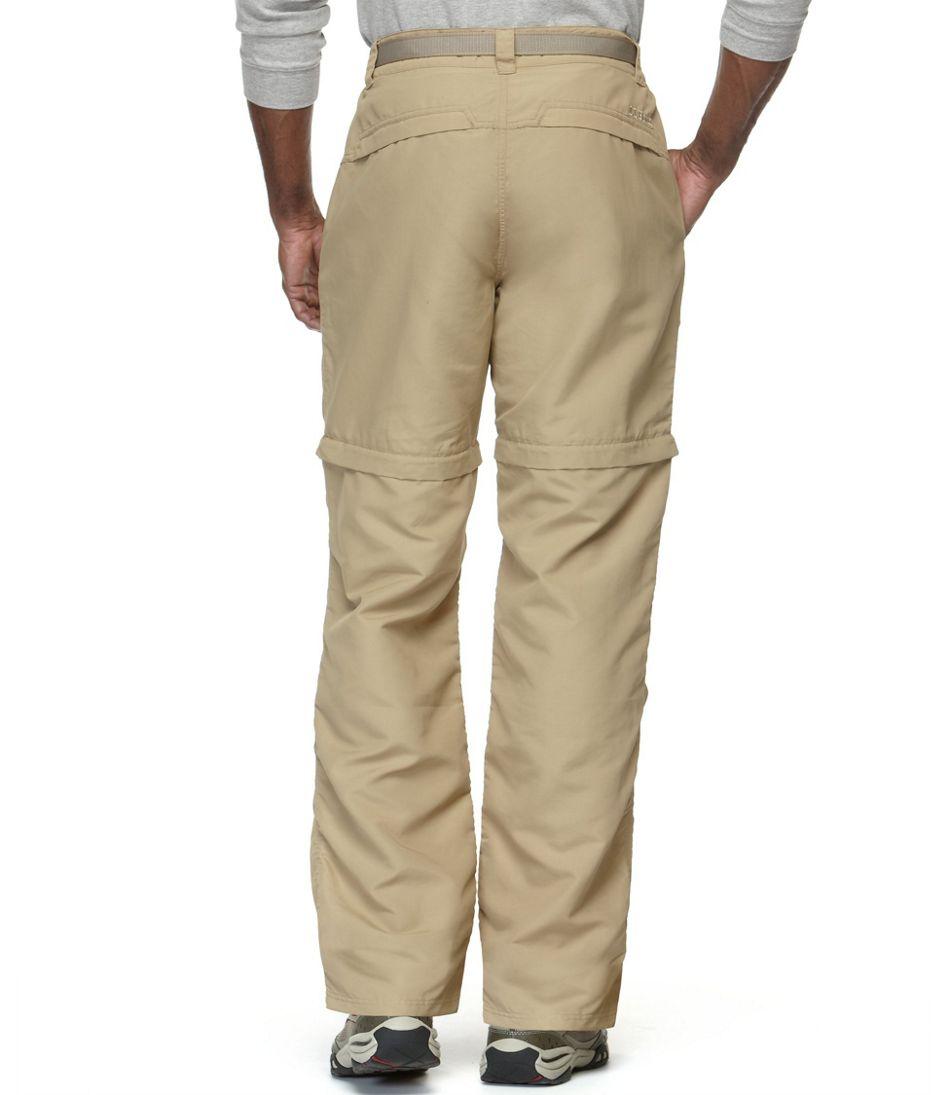 Men's No Fly Zone Zip-Leg Pants