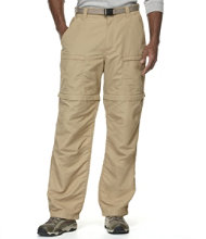 Men's No Fly Zone Zip-Leg Pants