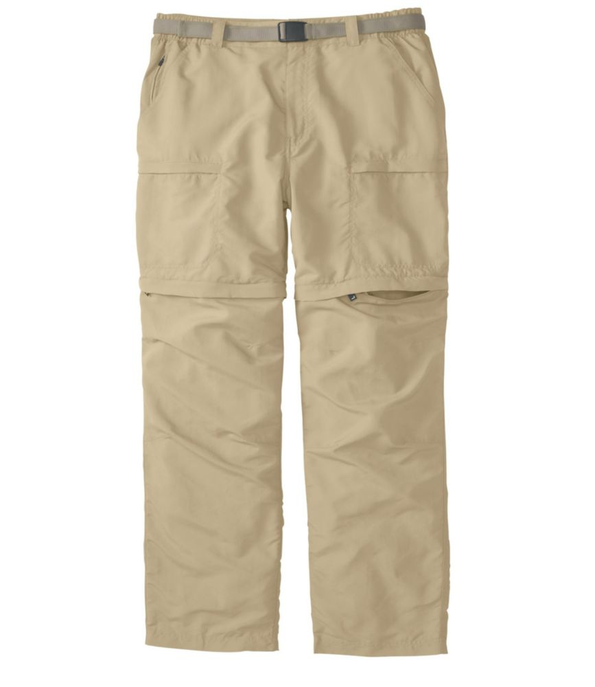 photo: L.L.Bean No Fly Zone Zip-Leg Pants hiking pant