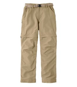 Women's No Fly Zone Pants, Zip-Leg
