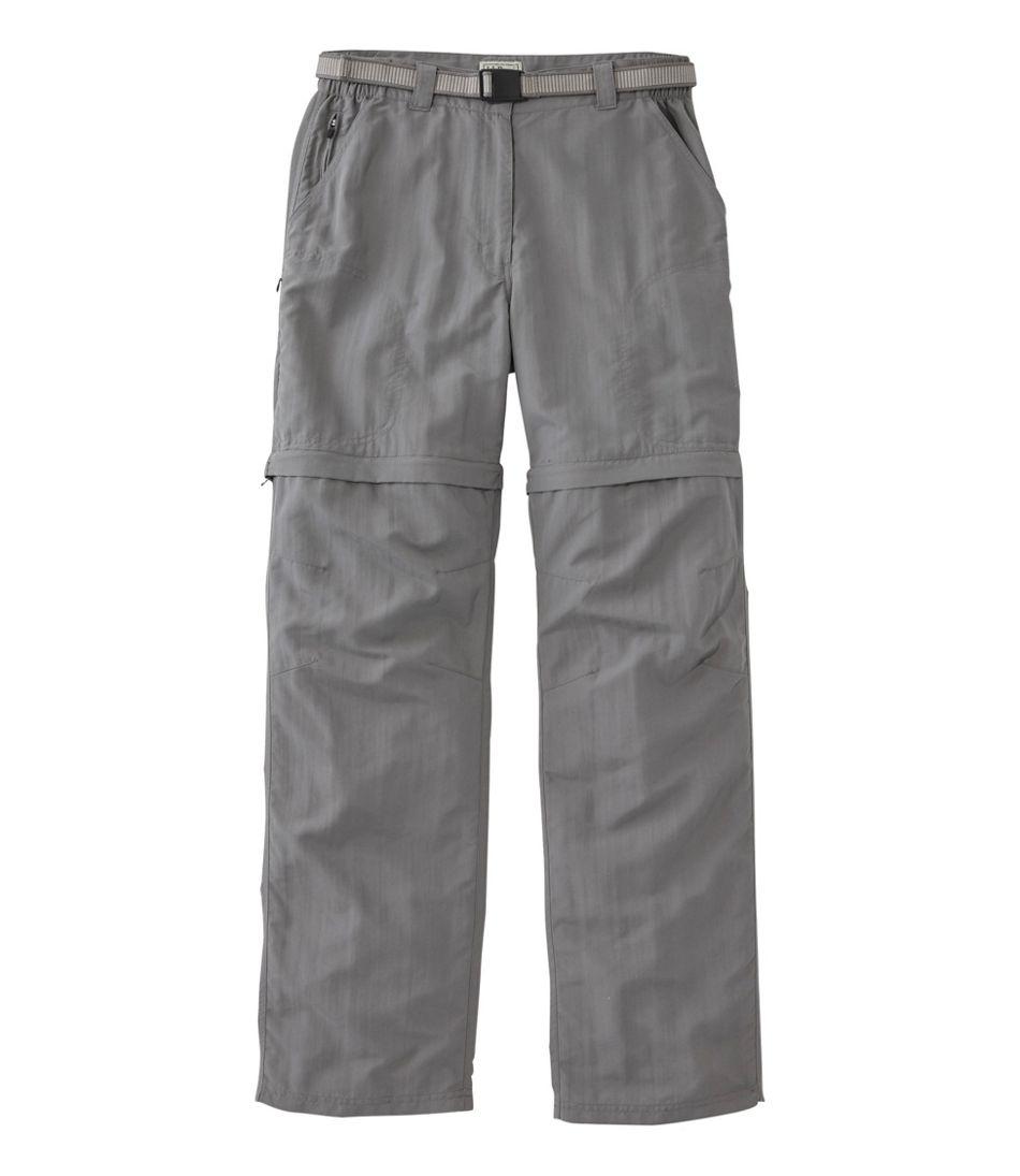 Women's No Fly Zone Pants, Zip-Leg