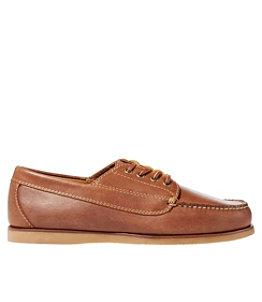 Men's Signature Handsewn Jackman Blucher Mocs, Leather
