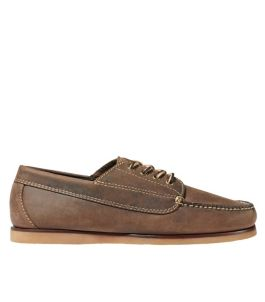Men's Signature Handsewn Jackman Blucher Mocs, Leather
