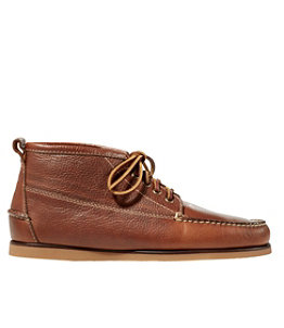Men's Signature Handsewn Jackman Ranger Mocs, Leather