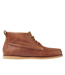 Signature Handsewn Jackman Ranger Mocs, Leather