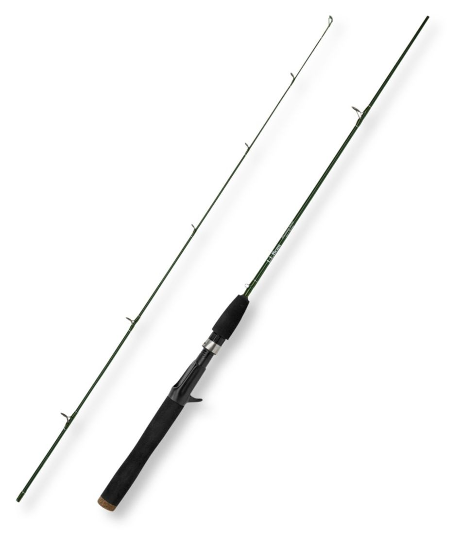 Discovery Series 5' Spin Cast Rod, Two-Piece